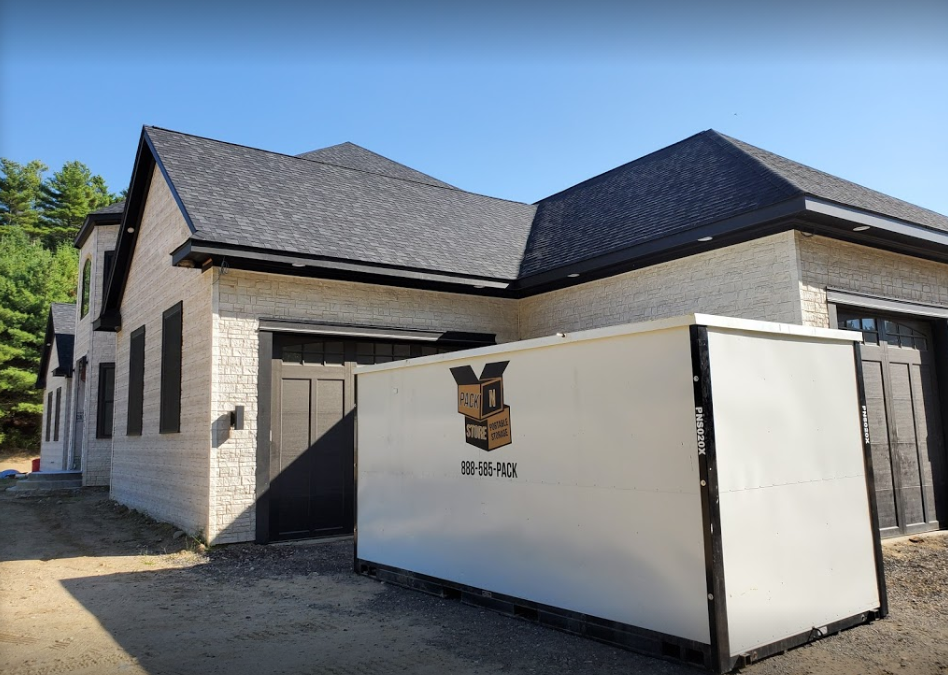 Big 4 Uses of Portable Storage Containers for Homeowners