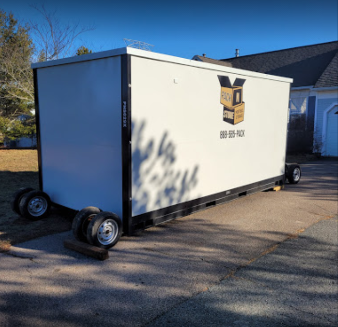 What Container Do I Need When Moving Big Items?